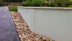 Retaining walls from structural to decorative