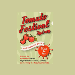 The big, red Tomato Festival Sydney, 2014