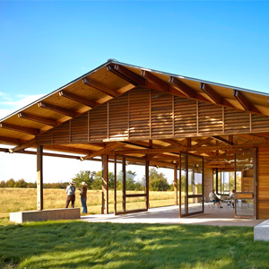 The First Living Building in Texas?