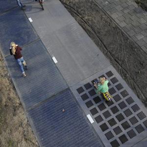 Cycle Solar Power