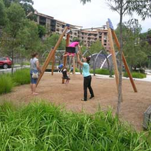 Playgrounds Set To Increase Green Space