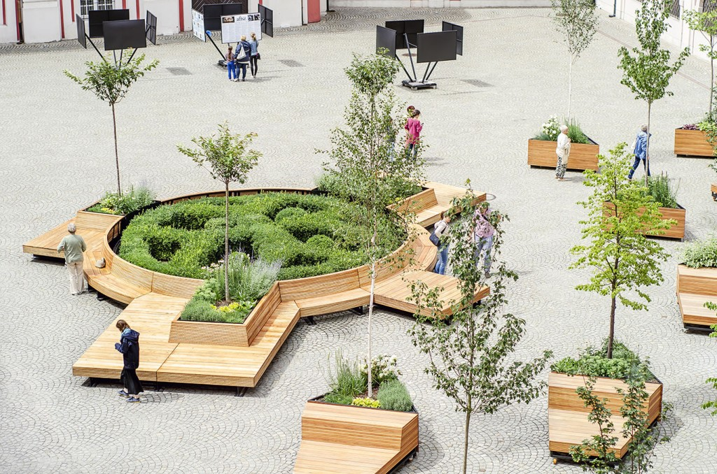 Image of: The Public Space Moment Outdoor Design Source