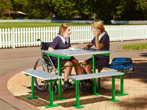 How to Apply DDA to Street Furniture: Seats and Tables
