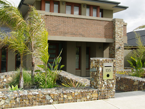 Exterior Boundary And Retaining Walls Projects Amp Products