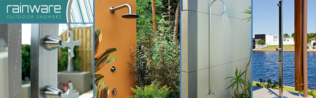 Rainware Outdoor Showers | ODS