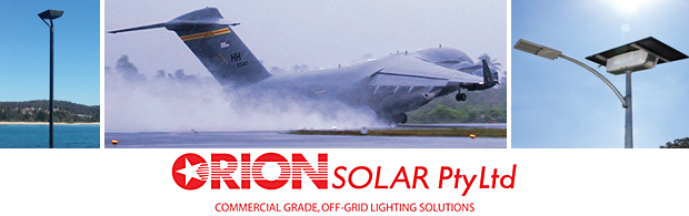 Orion Solar Pty Ltd | ODS