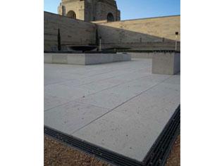 Discrete drainage for sacred grounds | ACO_image3_DiscreetDrainage | ODS