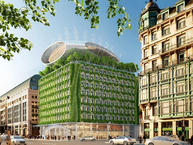 Botanic Centre Gets a Green Makeover | Brussels' Botanic Centre 1-2016101014760689903937 | ODS
