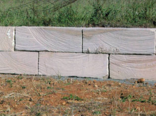 New sandstone products | Capricorn3 | ODS