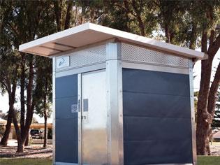 Mettros� Anti Vandal Restroom | LANDMARKPROAUGUSTTWO | ODS