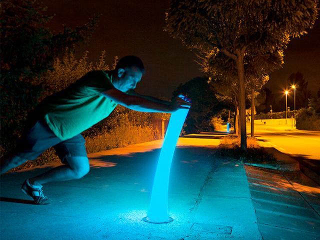 Outdoor illuminated bollards | Moodie_hero-2013101513817964435219 | ODS