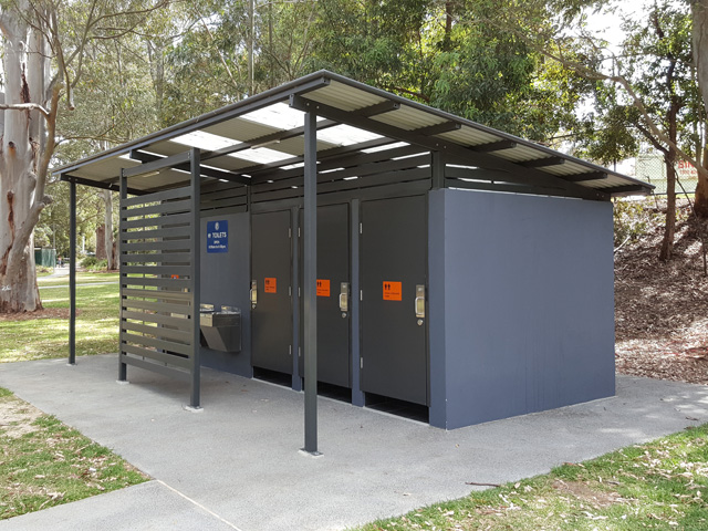Solar Powered Restrooms | moodie0 | ODS