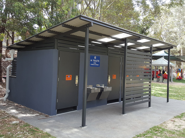 Solar Powered Restrooms | moodie6 | ODS