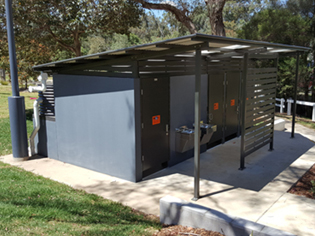 Solar Powered Restrooms | moodiesolar2 | ODS