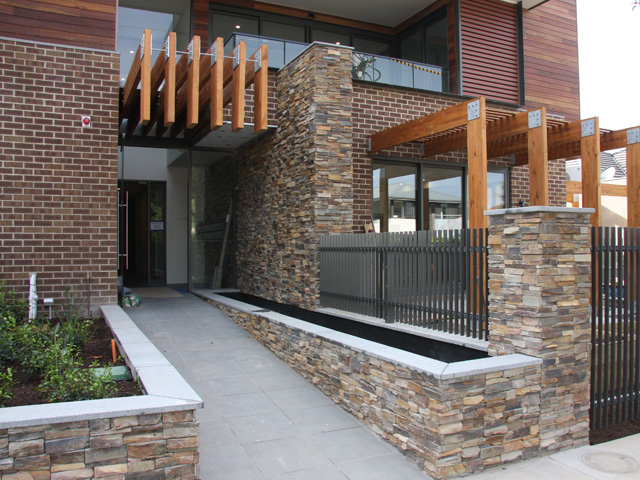Exterior Boundary And Retaining Walls Outdoor Design Source Ods